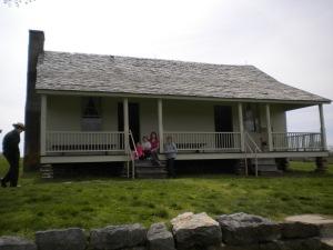 Ray Home, Wilson's Creek National Battlefield