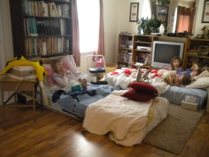 Little Home Hospital Room =)