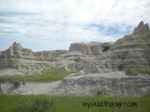 Badland Canyons
