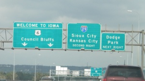 Sioux City Sign