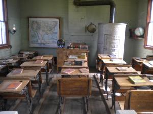 1880 Town Schoolroom