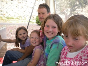 Dinosaur National Monument Bus Ride