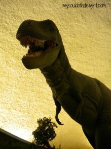 Sternburg Museum Robotic T-Rex