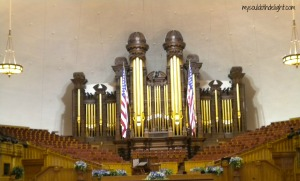 Temple Square - Tabernacle