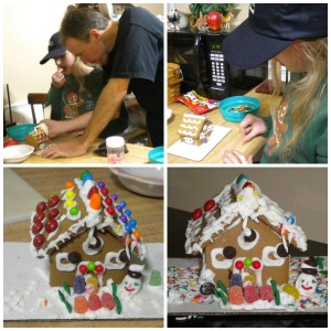 Gingerbread Collage - HorseyGirl's
