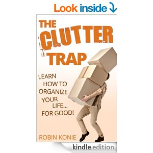 The Clutter Trap cover