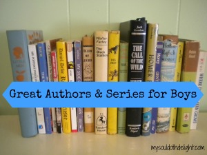 Great Authors-Series for Boys