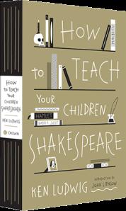 Shakespeare book.