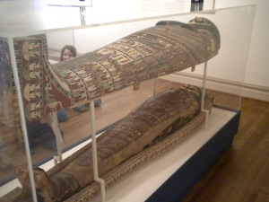 That's a REAL mummy!?