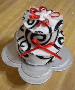 Fancy Felt Cake