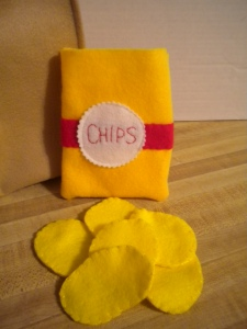 Lunch Sack Chips