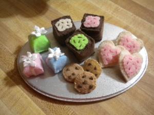 Mini-dessert Tray