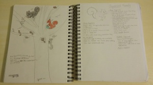 BAB Journal Pages