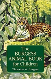 Burgess Animal Book